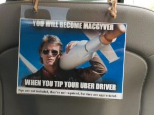 tip your uber driver